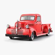 1947 Dodge Pickup 3d model