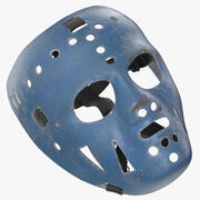 Jim Rutherford Mask Laying 3d model