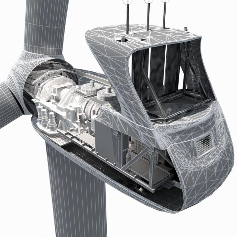 generador de viento (1) royalty-free modelo 3d - Preview no. 6
