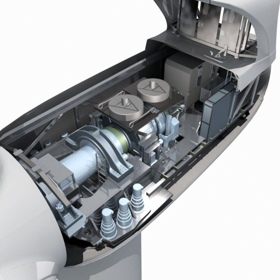 generador de viento (1) royalty-free modelo 3d - Preview no. 3
