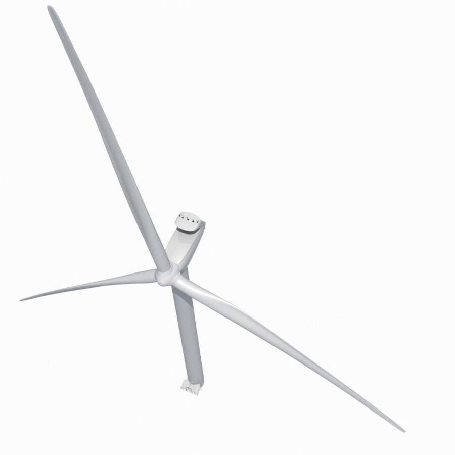 generador de viento (1) royalty-free modelo 3d - Preview no. 7