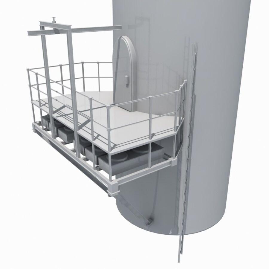 generador de viento (1) royalty-free modelo 3d - Preview no. 10