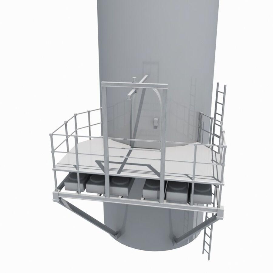 generador de viento (1) royalty-free modelo 3d - Preview no. 9