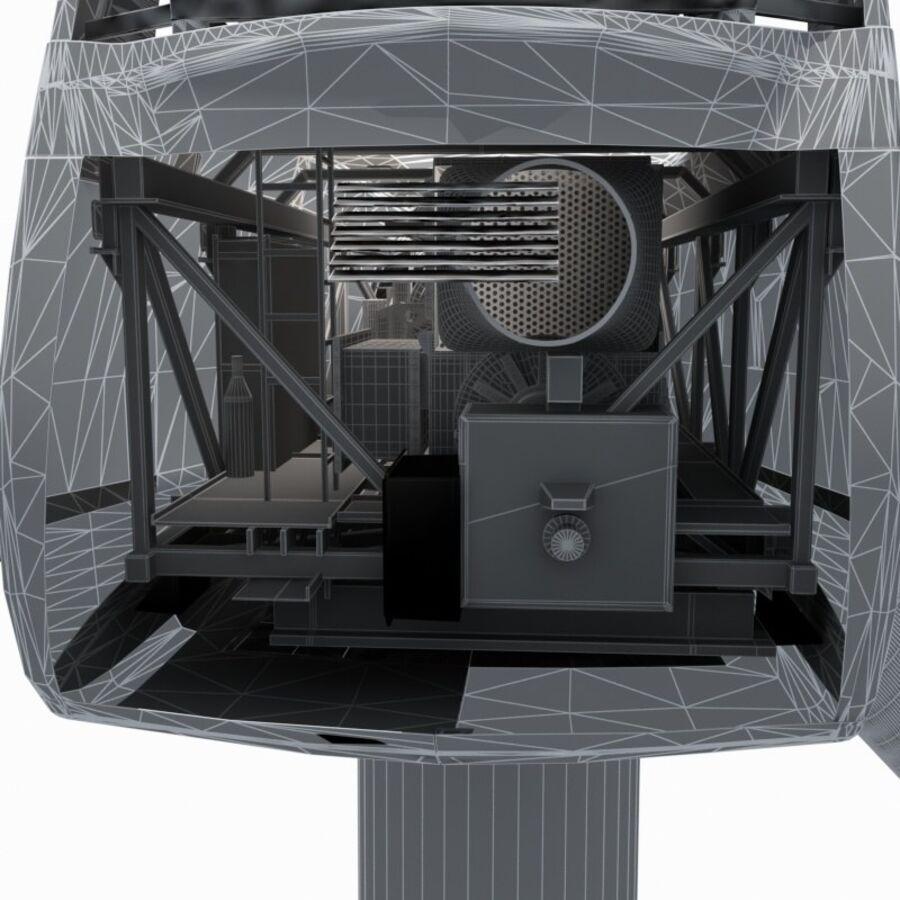generador de viento (1) royalty-free modelo 3d - Preview no. 21