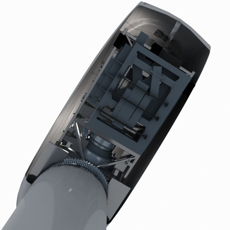 generador de viento (1) royalty-free modelo 3d - Preview no. 19