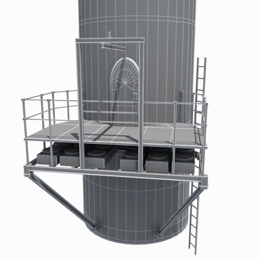 generador de viento (1) royalty-free modelo 3d - Preview no. 11
