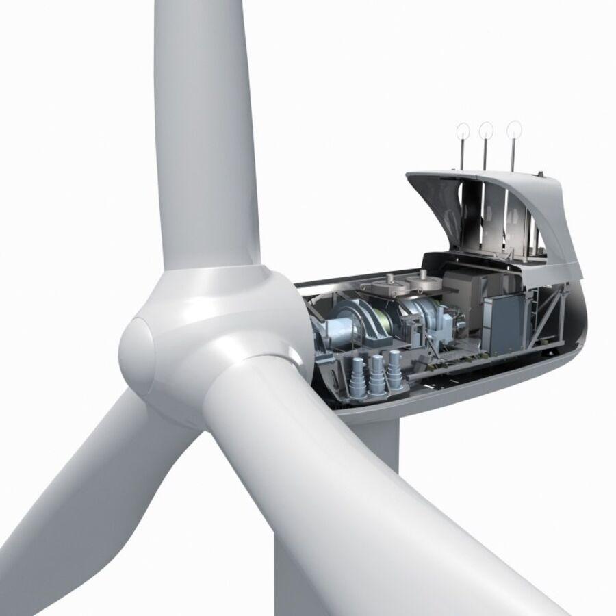 generador de viento (1) royalty-free modelo 3d - Preview no. 1