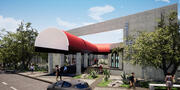 CULTUREEL CENTRUM door DOCE INGENIEROS ARQUITECTOS - AUTODESK REVIT 3d model