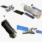 NASA's Grote Observatoria 3d model