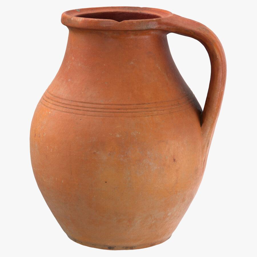Colección de vasijas de barro hechas a mano Modelo 3D $169 - .obj .ma .max  .c4d .fbx .unknown - Free3D