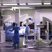 Salle de chirurgie Pro 3d model