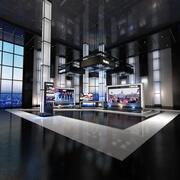 VRスタジオニューヨーク 3d model
