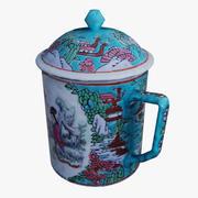 Tasse de thé 3d model