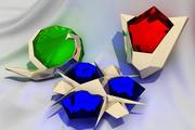 Pedras Espirituais - A Lenda de Zelda 3d model