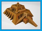 Great Ziggurat of Ur 3d model