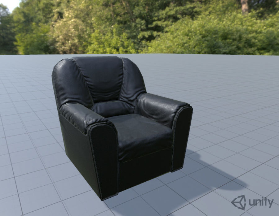 möbel royalty-free 3d model - Preview no. 22