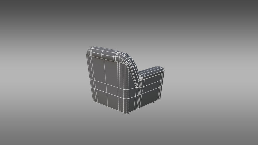 möbel royalty-free 3d model - Preview no. 13