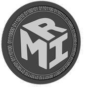 pièce de monnaie noire pièce de monnaie 3d model