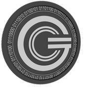 グローバル暗号通貨ブラックコイン 3d model