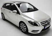 mercedes-benz b-class 3d model
