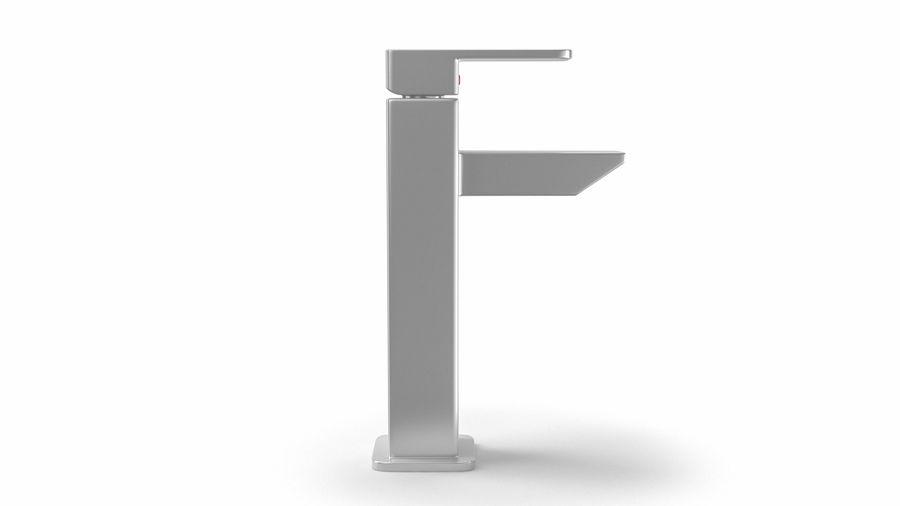 Bathroom Faucet royalty-free 3d model - Preview no. 7