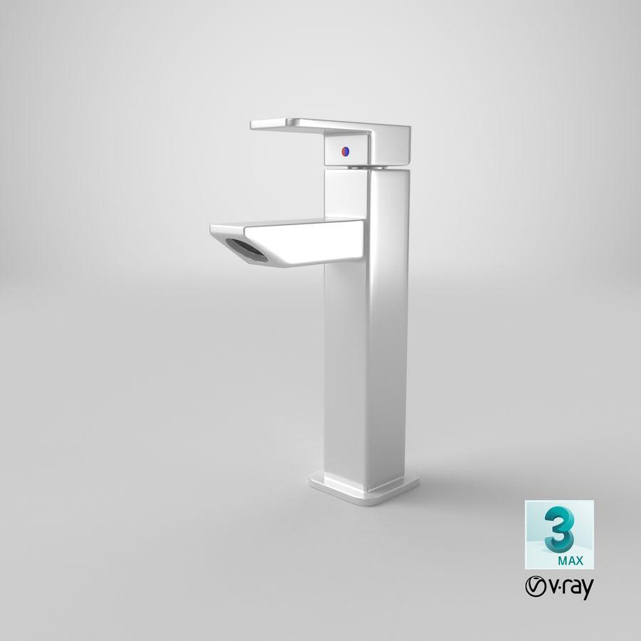 Bathroom Faucet royalty-free 3d model - Preview no. 18