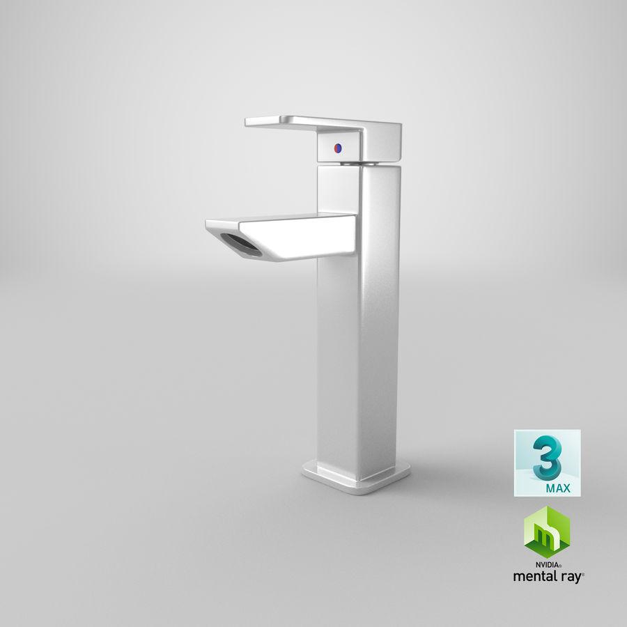 Bathroom Faucet royalty-free 3d model - Preview no. 17