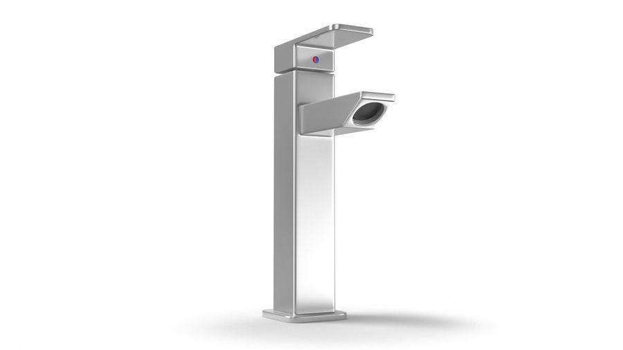 Bathroom Faucet royalty-free 3d model - Preview no. 6