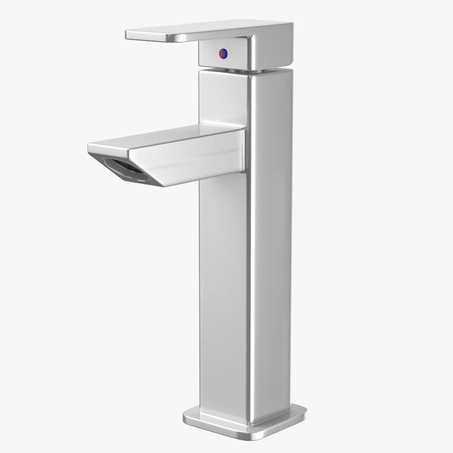 Bathroom Faucet royalty-free 3d model - Preview no. 1