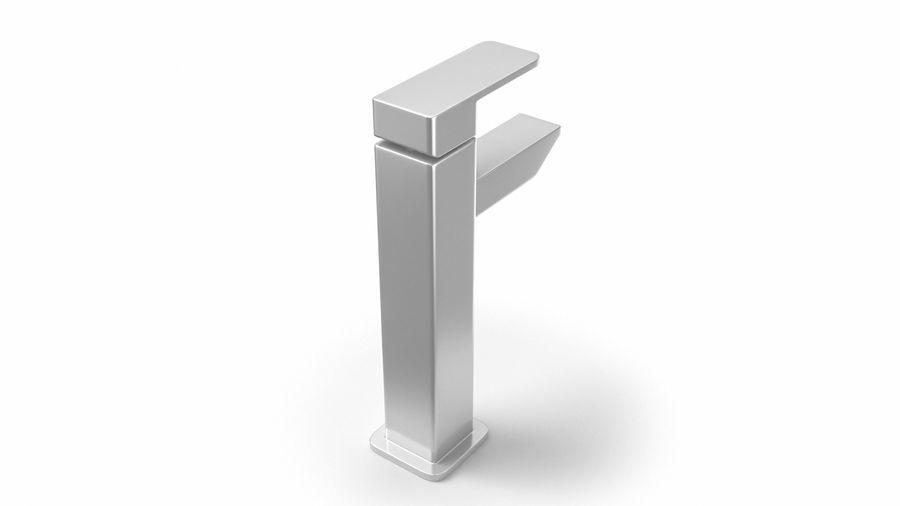 Bathroom Faucet royalty-free 3d model - Preview no. 9