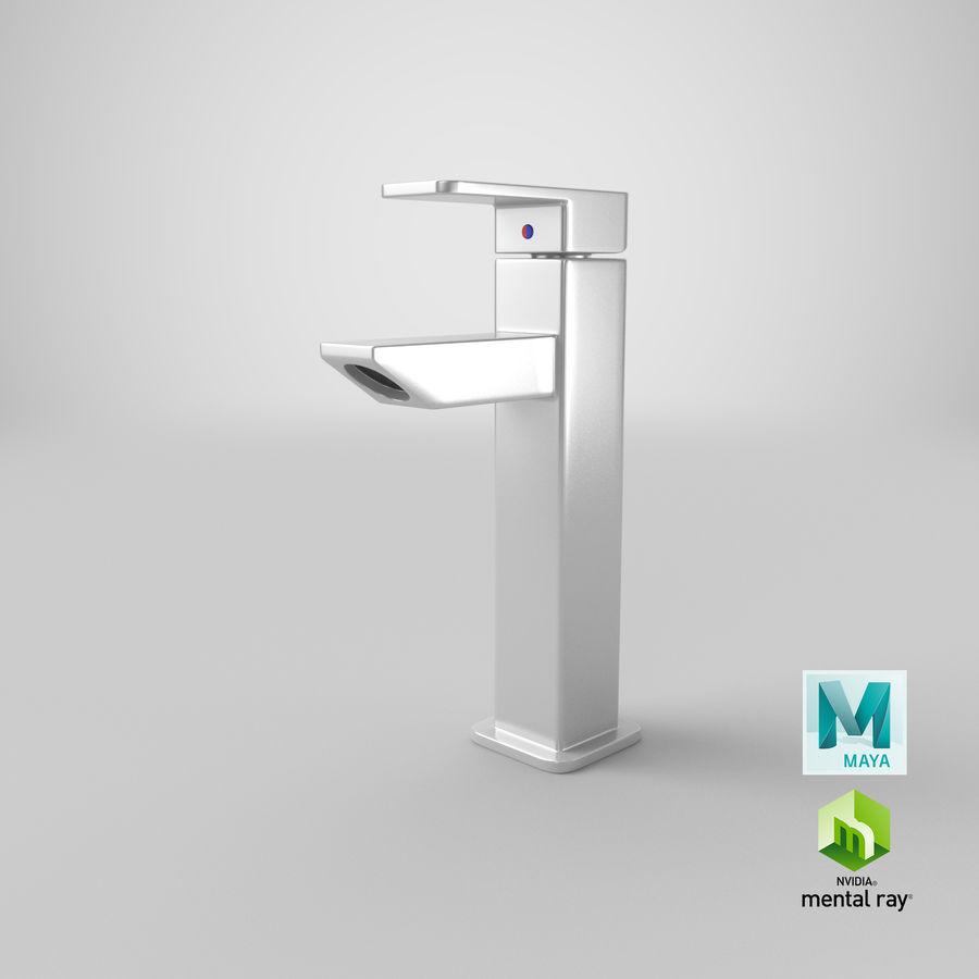 Bathroom Faucet royalty-free 3d model - Preview no. 20