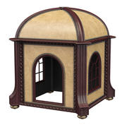 Small Indoor Dog House 3d model