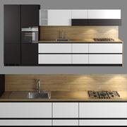 厨房ARREDO 3d model