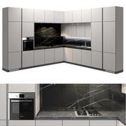 Kitchen VENETO 3d model