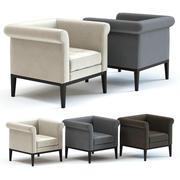 Kanapa i krzesło Co - Rubens Fotel 3d model