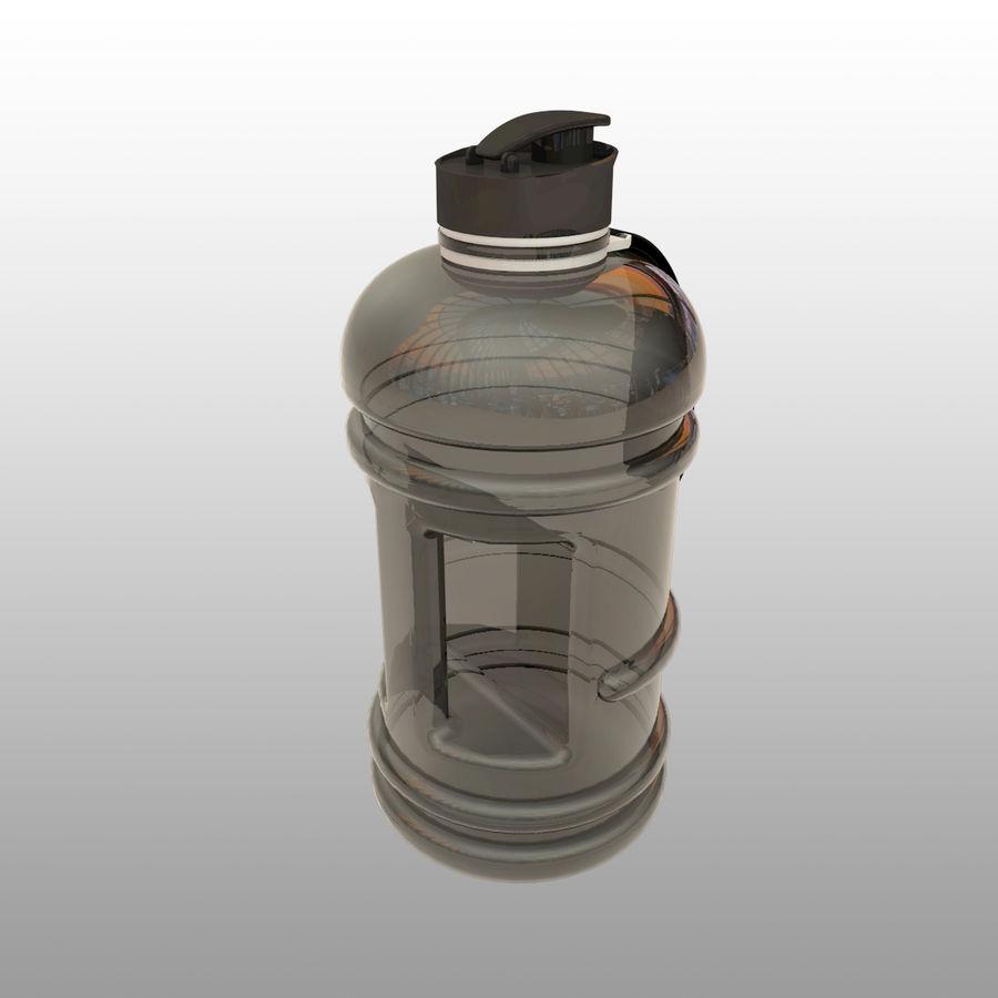 siłownia na butelki royalty-free 3d model - Preview no. 1