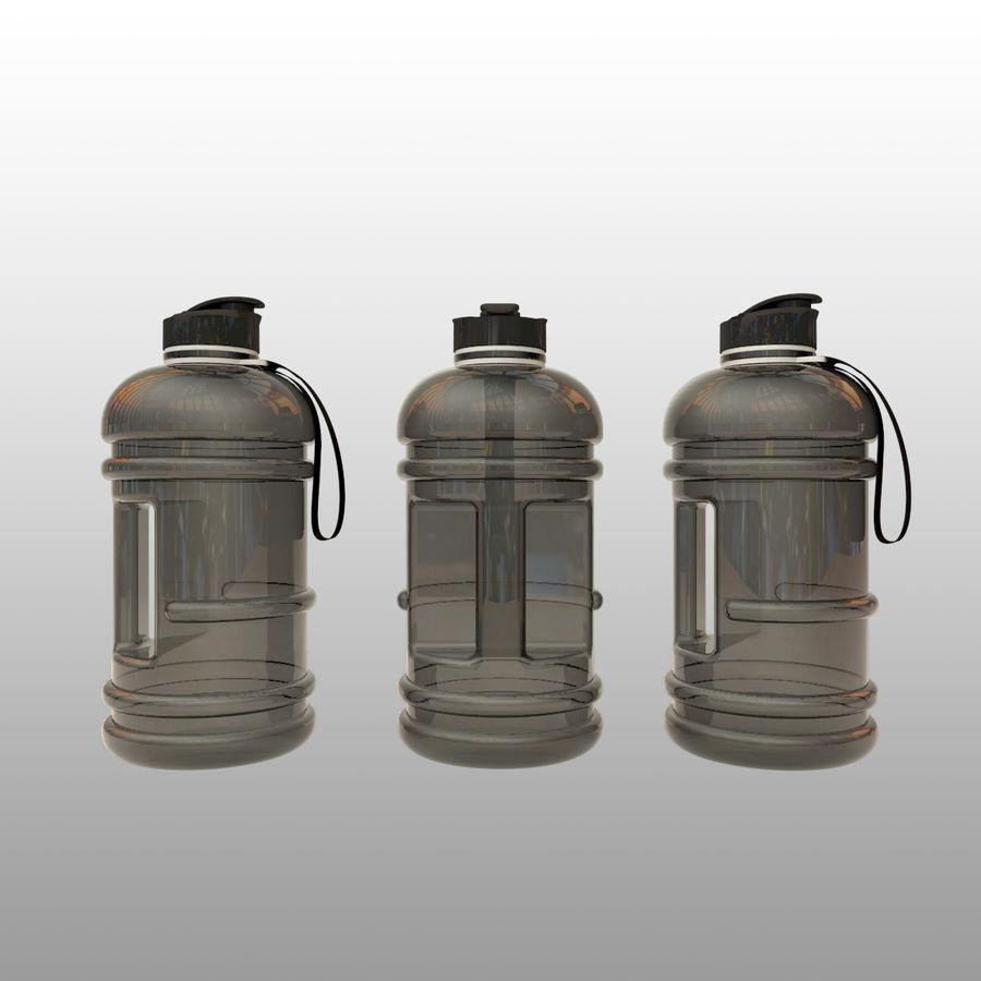 siłownia na butelki royalty-free 3d model - Preview no. 3