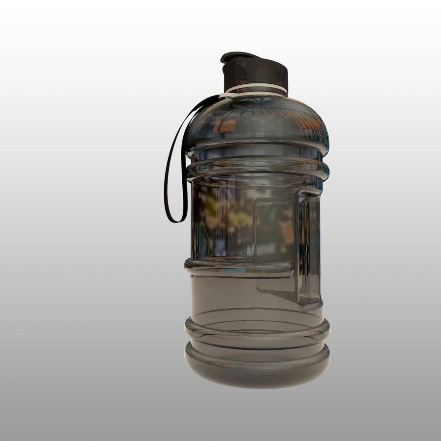 siłownia na butelki royalty-free 3d model - Preview no. 2