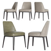 Polifrom Sophie Dinning Chair 3d model