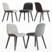 Mad Yemek Sandalyesi Poliform 3d model