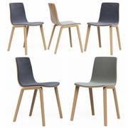 Chaise de réunion Aava 3d model