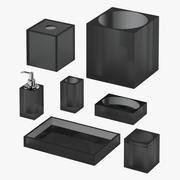 Bath Accessories 02 3d model