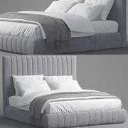 Meridiani yatak tuyo 160 3d model