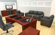 Piętro biurowe 3d model