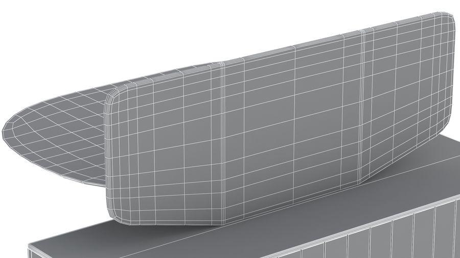 Bureau Herman Miller Locale 2 royalty-free 3d model - Preview no. 38