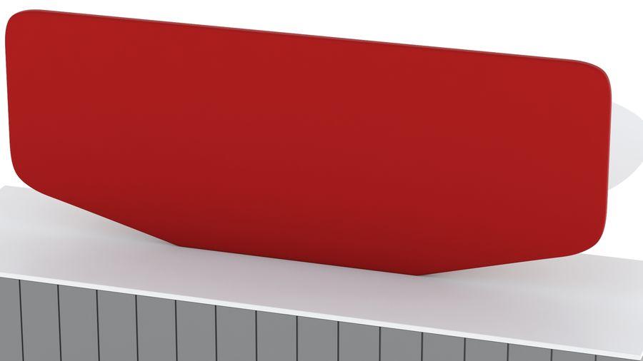 Bureau Herman Miller Locale 2 royalty-free 3d model - Preview no. 17