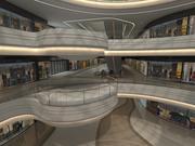 Hyper Mall Pavilion 3d model
