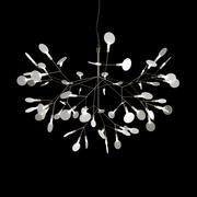 Chandelier Heracleum II 3d model