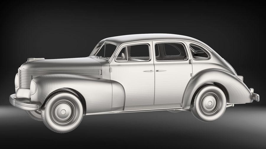 car_0031 royalty-free 3d model - Preview no. 1