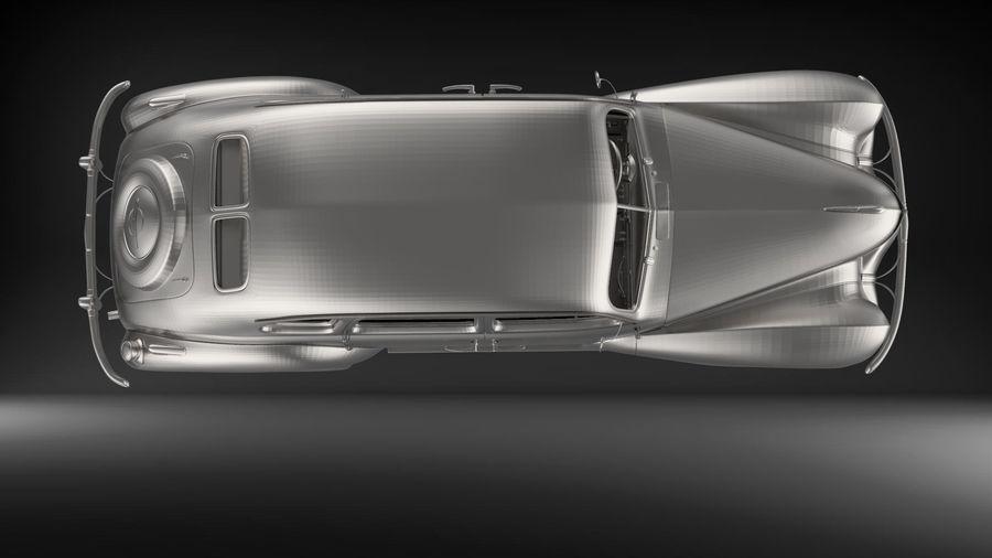 car_0031 royalty-free 3d model - Preview no. 3